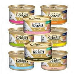 ΚΟΝΣΕΡΒΑ ΓΑΤΑΣ GOURMET GOLD 85gr
