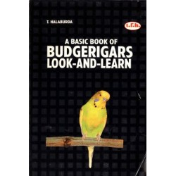 BUDGERIGARS LOOK-AND-LEARN