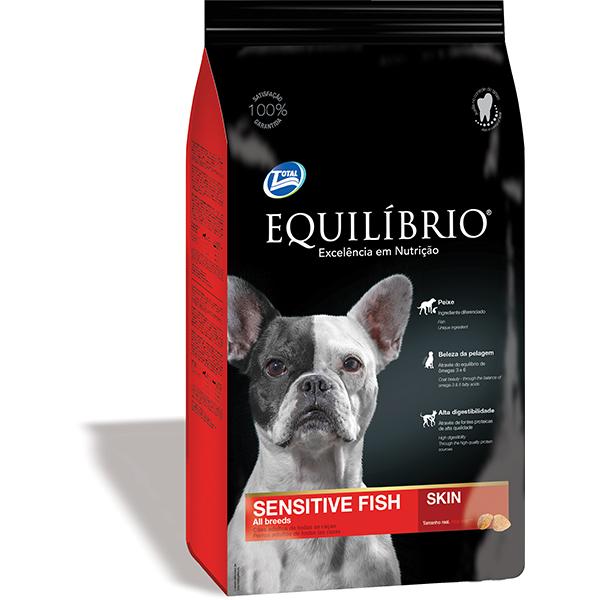 EQUILIBRIO DOG SENSITIVE SALMON 15kg