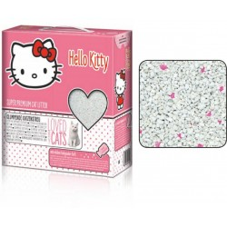 HELLO KITTY CAT LITTER BABY POWDER 5 lt