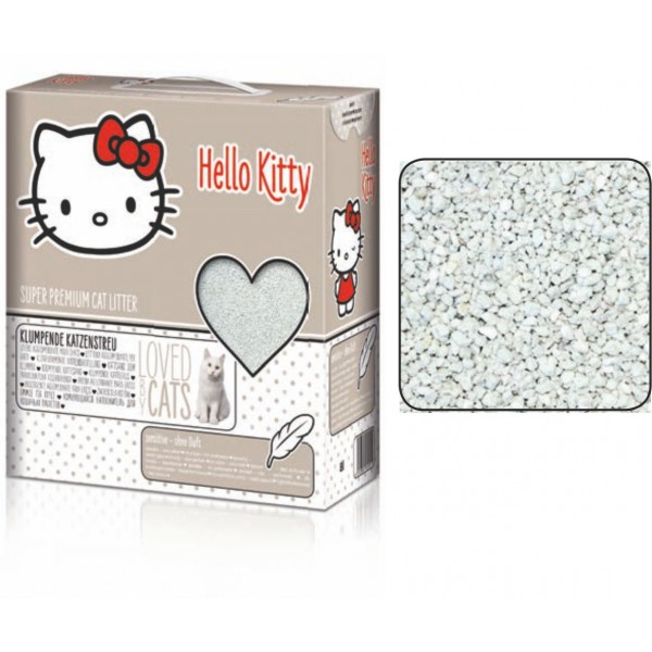 HELLO KITTY CAT LITTER SENSITIVE 5 lt